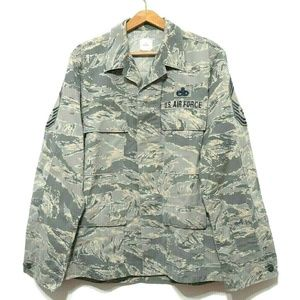 United States Air Force Camouflage Jacket